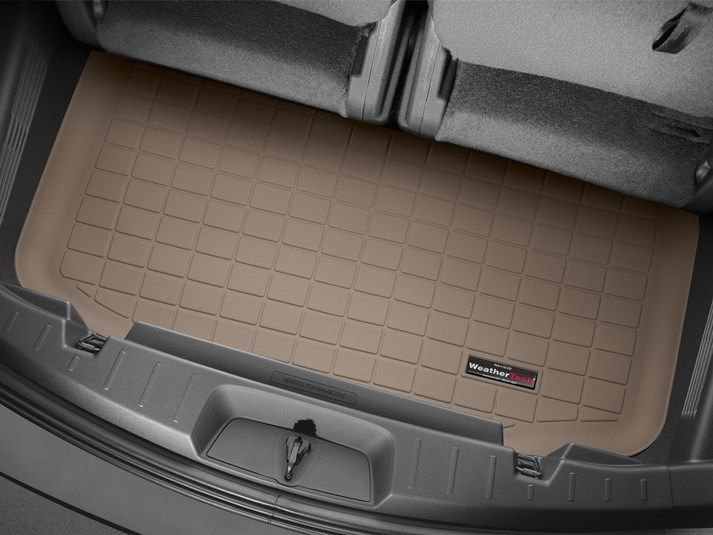 2014 Ford Explorer Cargo Mat And Trunk Liner For Cars Suvs And Minivans Weathertech Ford Explorer Cargo Liner 2019 Ford Explorer