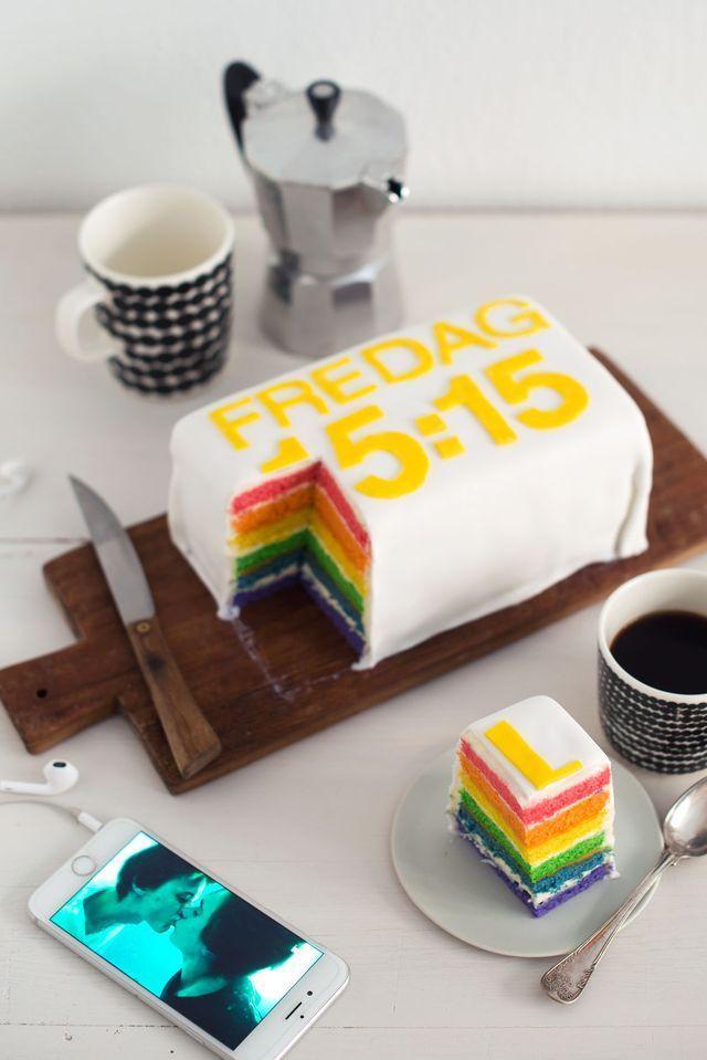 Opskrift: SKAM-kagen | Frk. Kræsen | Bloglovin'