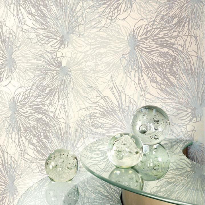 Baresque muted colour commercial wallcovering