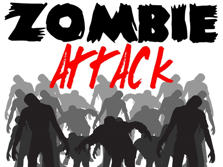 Zombie Attack [game]: Great for a group anysize.