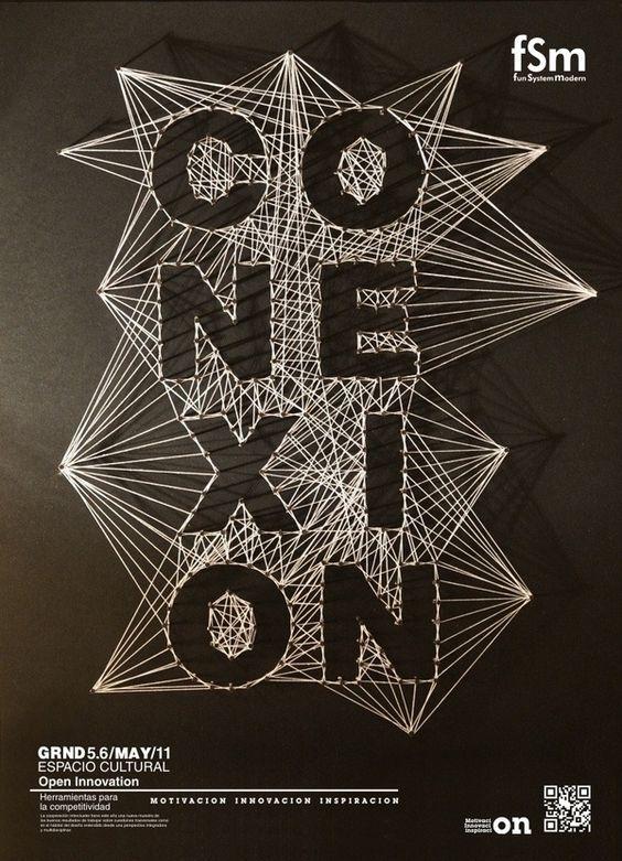 Typographie #5 : Objets créatifs ! | Blog du Webdesign: