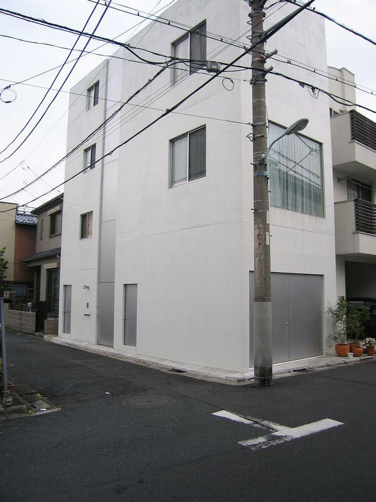 Go Hasegawa, House in Gotanda, 2006