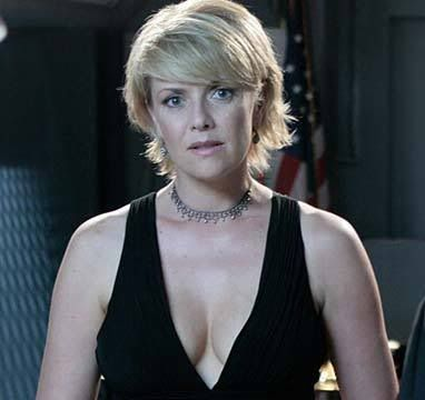 Amanda Tapping. Samantha Carter. SG-1