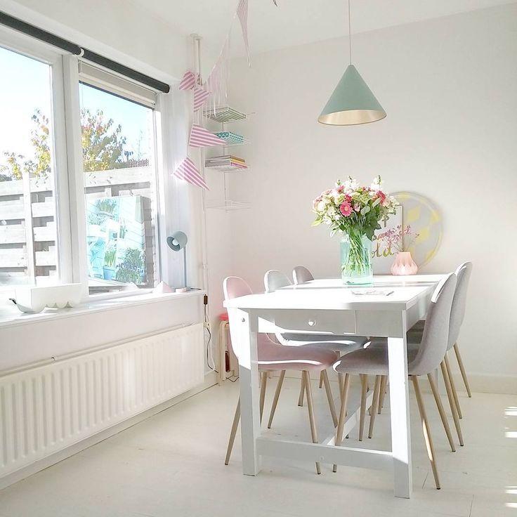 #kwantuminhuis Stoel LONDEN > https://www.kwantum.nl/meubelen/stoelen/meubelen-stoelen-eetkamerstoelen-stoel-londen-roze-1323183 @lynnrouwhorst