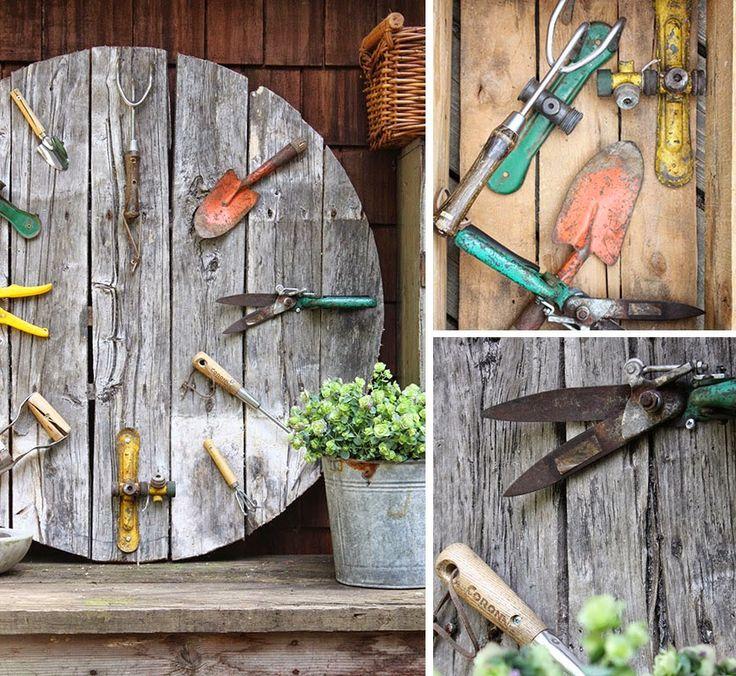8 best gardening garden ornaments images on pinterest for Garden decking ornaments