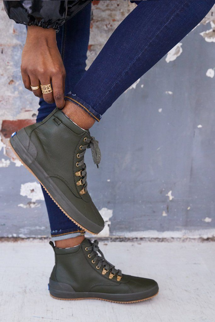 Ked's Scout Twill Boot in 2020 | Boots
