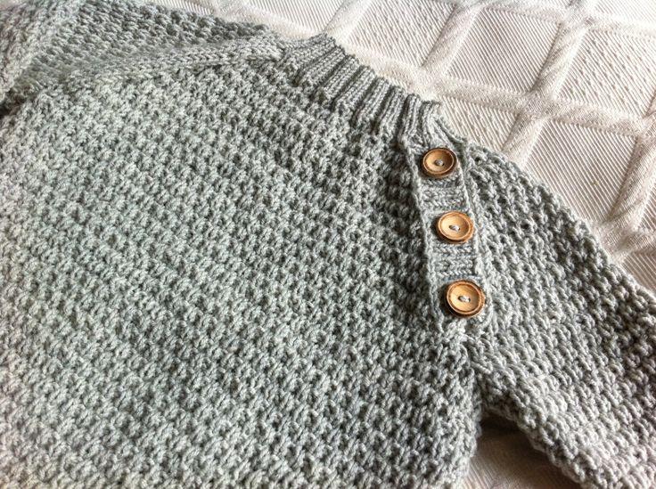 strikket trøje 3