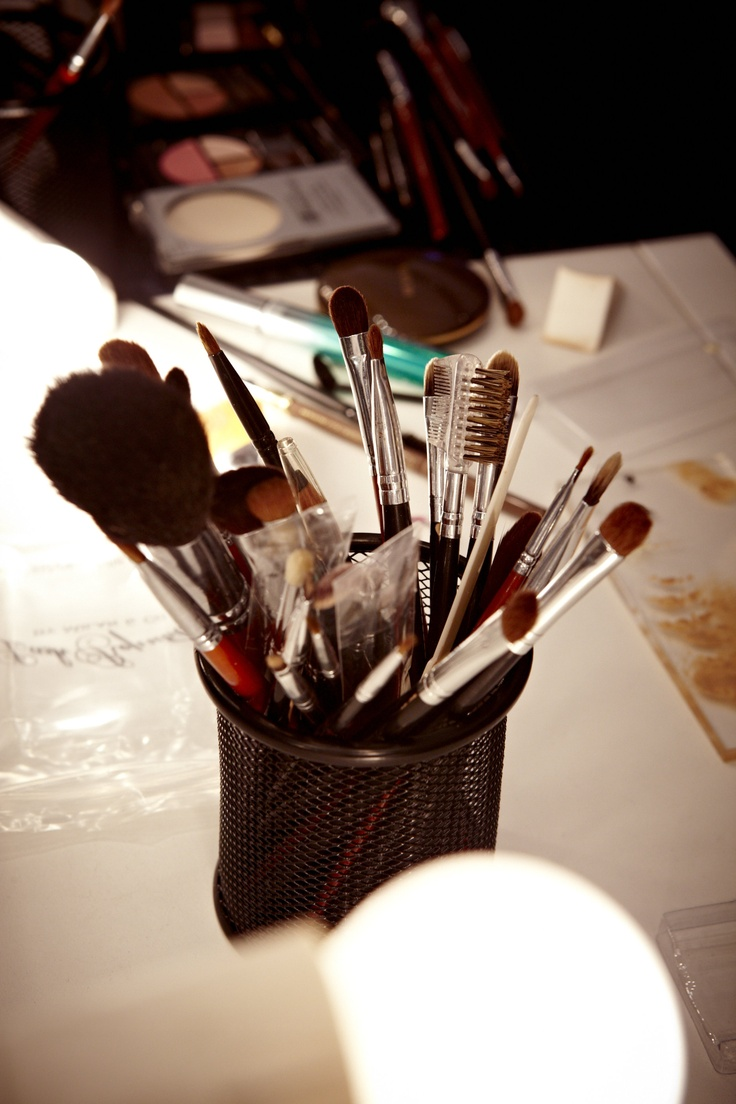 the tools of the trade -backstage beauty with Revlon @ 30 days of Fashion & Beauty