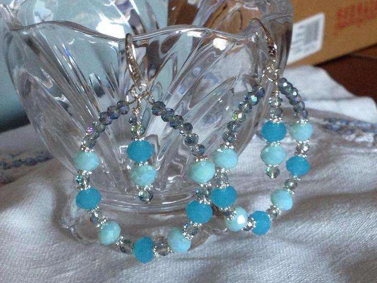Cristalli azzurri....