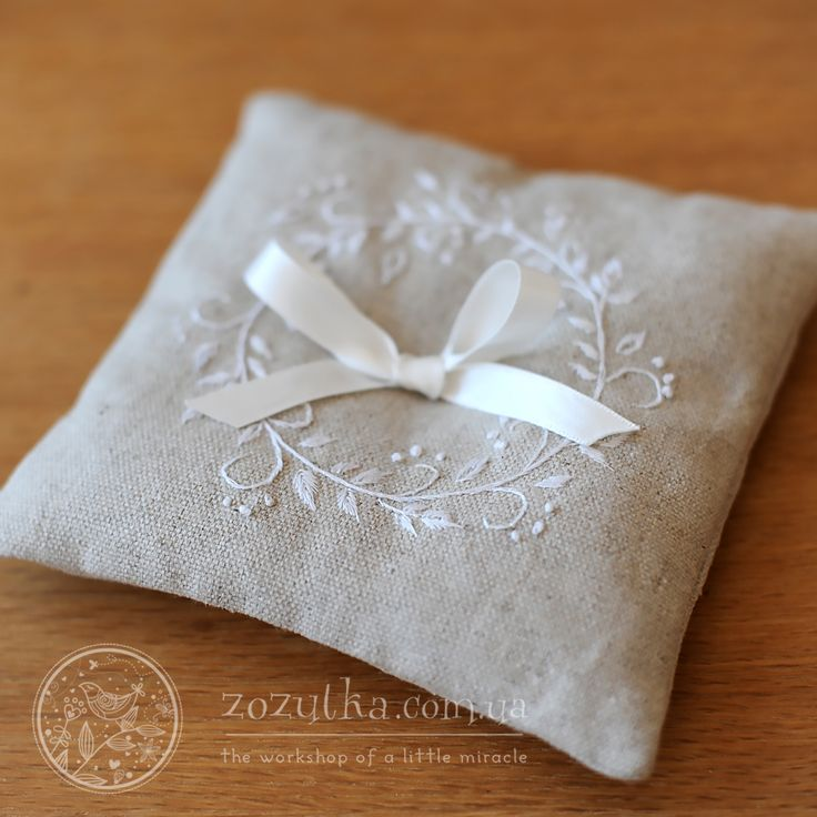 Rustic ring bearer pillow with embroidering https://www.etsy.com/listing/237123924/rustic-ring-bearer-pillow-rustic-wedding?ref=listing-shop-header-0