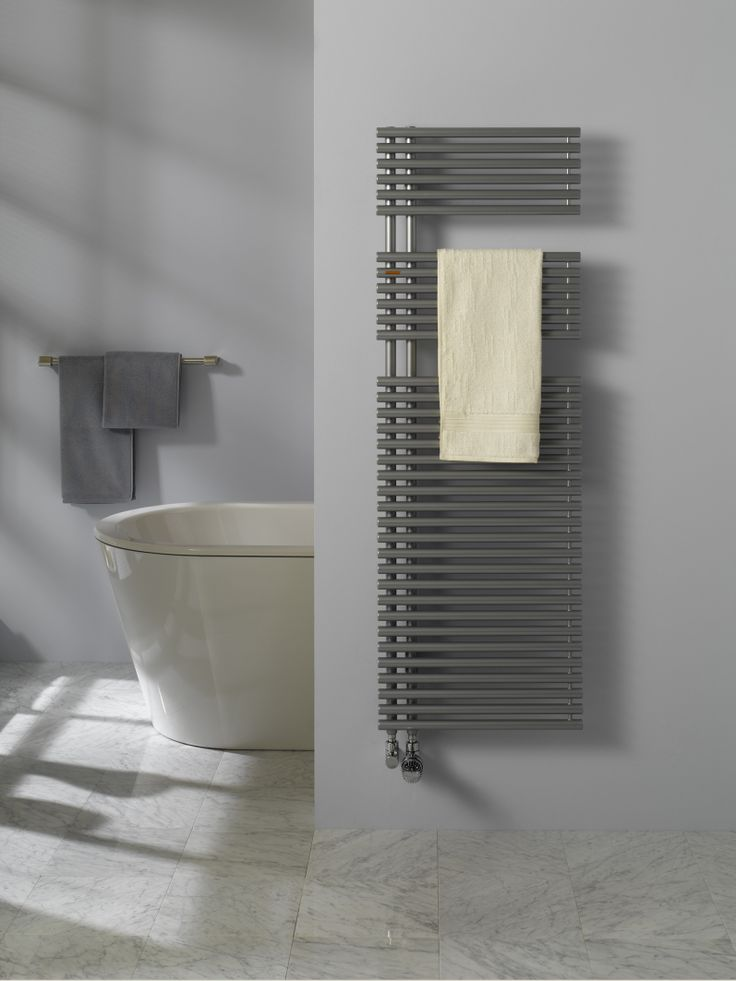 More towel rails from Arbonia and Simply