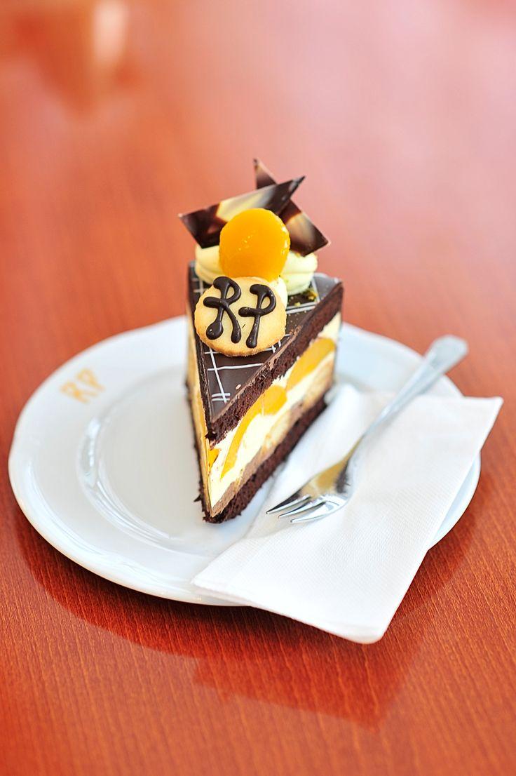 Radium Palace - Cafe - dessert