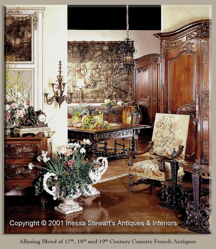 Antique Country French Interior  Antique Stores OnlineStore. 94 best Antique Store Vignettes images on Pinterest   Antique