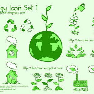 地球イラストのアイデア参考