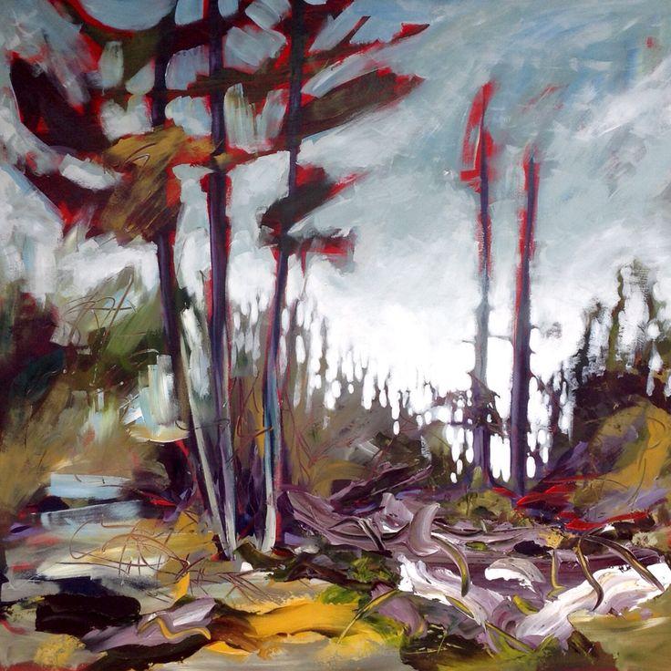 Shane Norrie painting