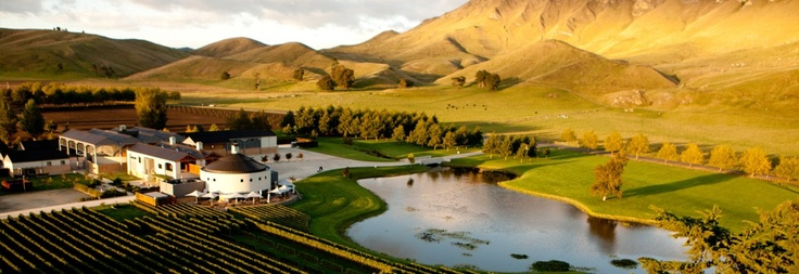 Craggy Range Winery, Hawke's Bay