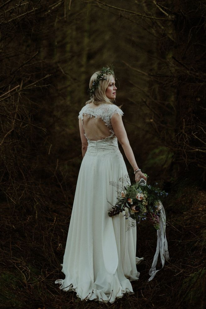 An Exquisite Natural World Inspired Wedding on the West Coast of Scotland | Love My Dress® UK Wedding Blog