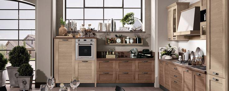 cucine moderne contemporanee stosa - modello cucina york 09