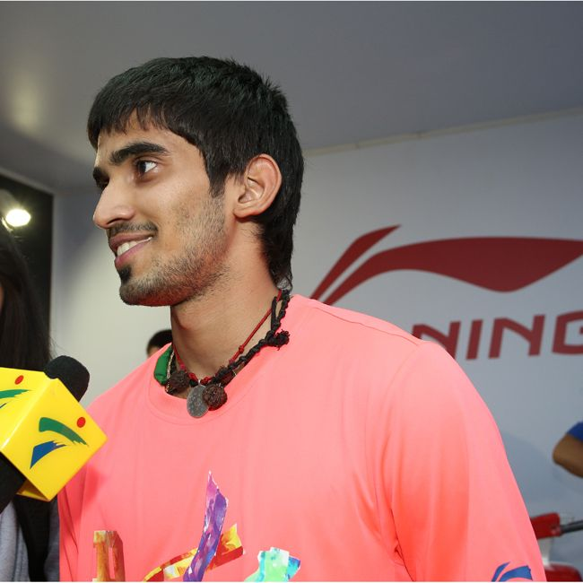 WHAT A COME BACK! World ranked #4 Kidambi Srikanth made a stunning come back from a 3rd game 16-20 deficit to win the match 22-20 against Hans-Kristian Vittinghus in the second round of MS action at the Australian open earlier today! It's World No.10 Tian Houwei next! Who are you cheering for? www.shopbadmintononline.com Be Bold | Achieve More # MakeTheChange!
