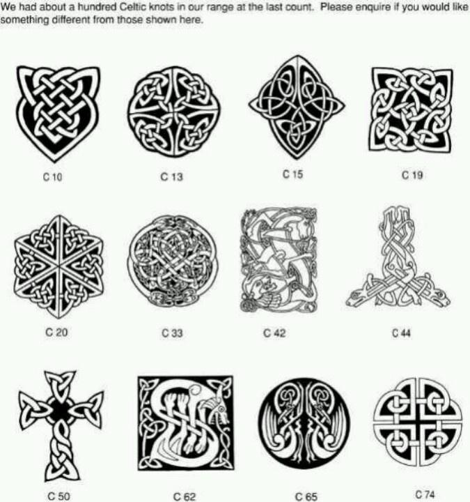 Gaelic Warrior Symbol Choice Image Free Symbol Design Online