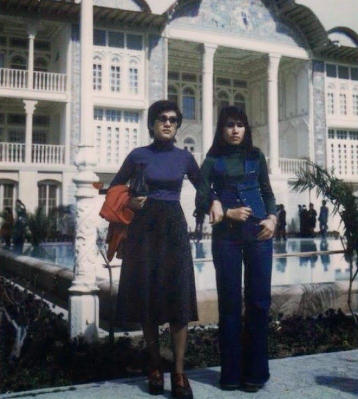 Iranian Fashion of the 1970s (7)