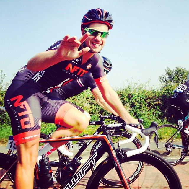 Adam Blythe - Tour of Britain #NFTO