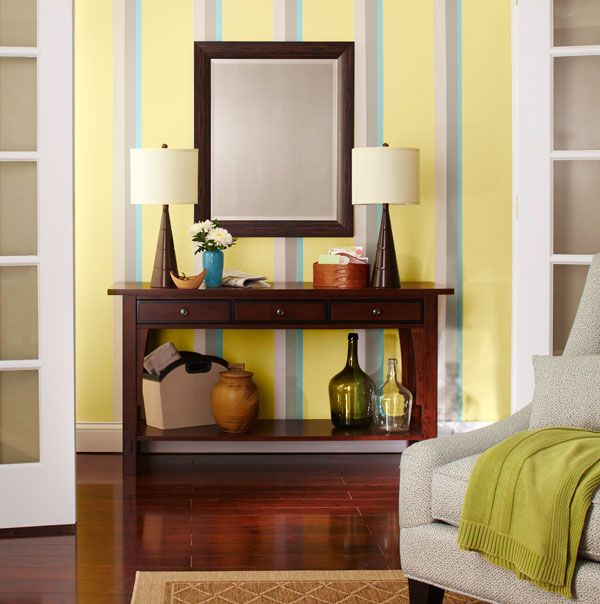25 Best Ideas About Striped Accent Walls On Pinterest: Best 25+ Striped Painted Walls Ideas On Pinterest
