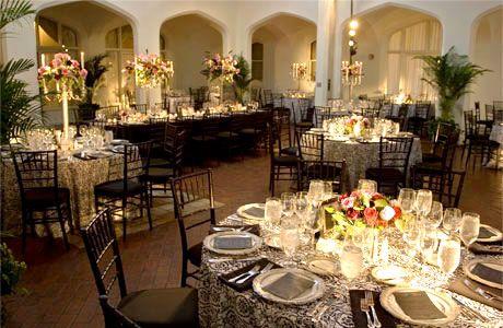 Setup Ideas for a Wedding Reception | DexKnows.