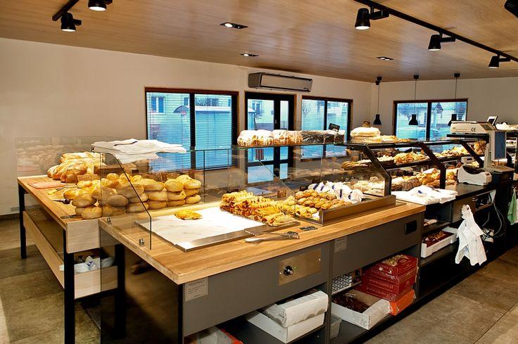 Bakery Ozdowscy in Poland - interior