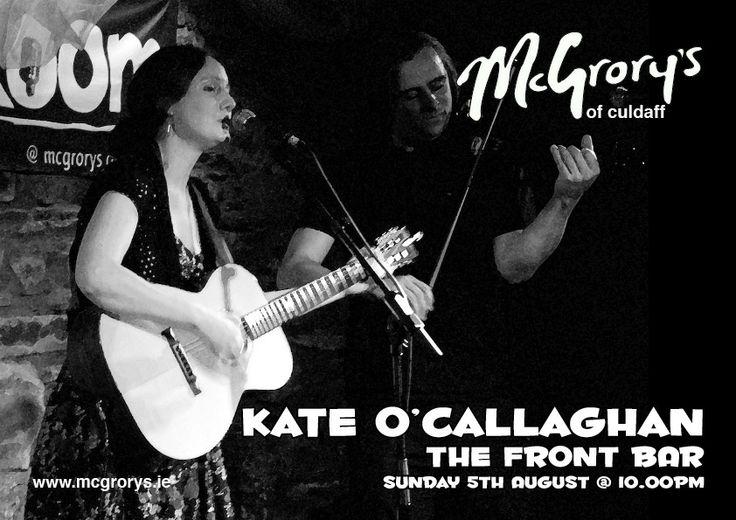 Kate O'Callaghan poster