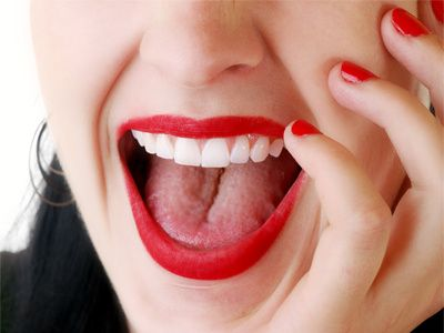 Do check the expiration date Teeth Whitening at Home: Lip Colors That Brighten Your Teeth
