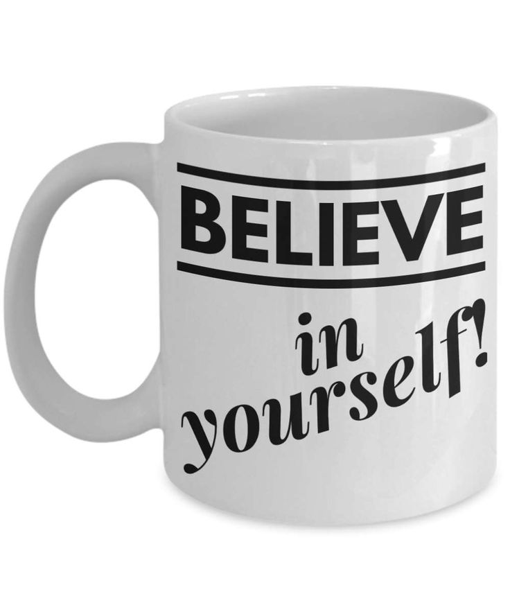 Believe in yourself coffee mug, believe coffee mug, believe mug quote, inspiring mug quote, Believe Quote Mug, Travel Mug, Special Gift Mug by BearHugBoutique on Etsy