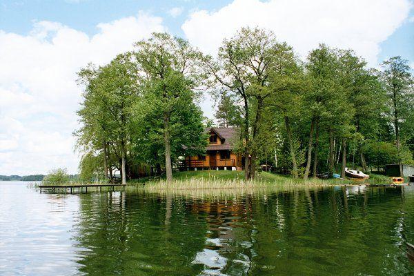 Jezioru Wulpińskie - wulpink (przesmyk) - zdjęcie 1 z 4