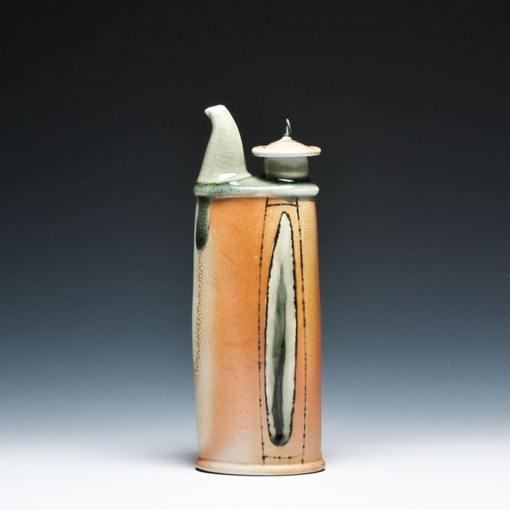 Lorna Meaden: Oil Bottle