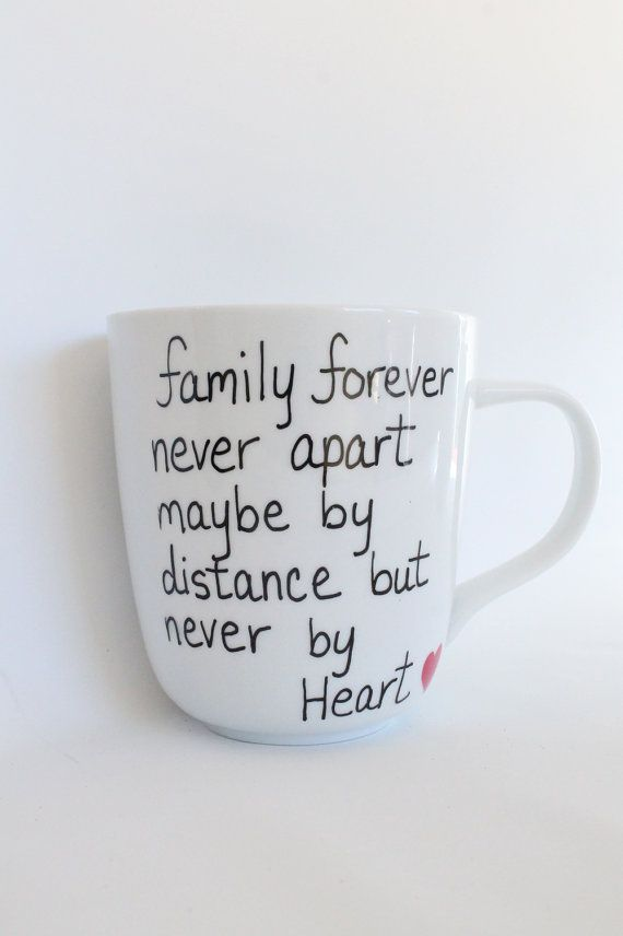 Quote Mug State or Country Heart Mug Going by Brusheswithaview