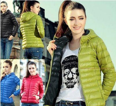 NEW* Women's Winter Cotton-Padded Jacket