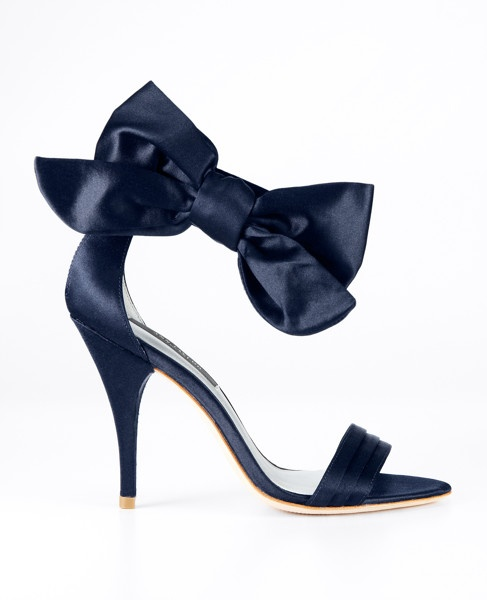bows for bridesmaids @Ann Taylor @Style Me Pretty: Bow Sandals, Bows Heels, Style, Wedding Shoes, Bridesmaid Shoes, Anntaylor, Jackie Bows, Bows Sandals, Anne Taylors
