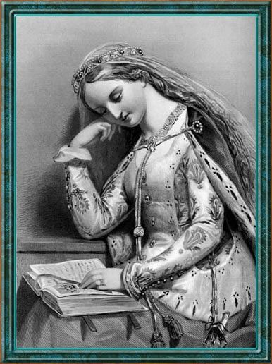 Elizabeth of York wife of King Henry the seventh, mother to King Henry VIII
