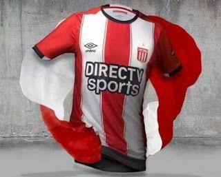 Los Primera Equipacion Camiseta Estudiantes de La Plata 2017 2018 baratas tiene rayas rojas y blancas tradicionales.