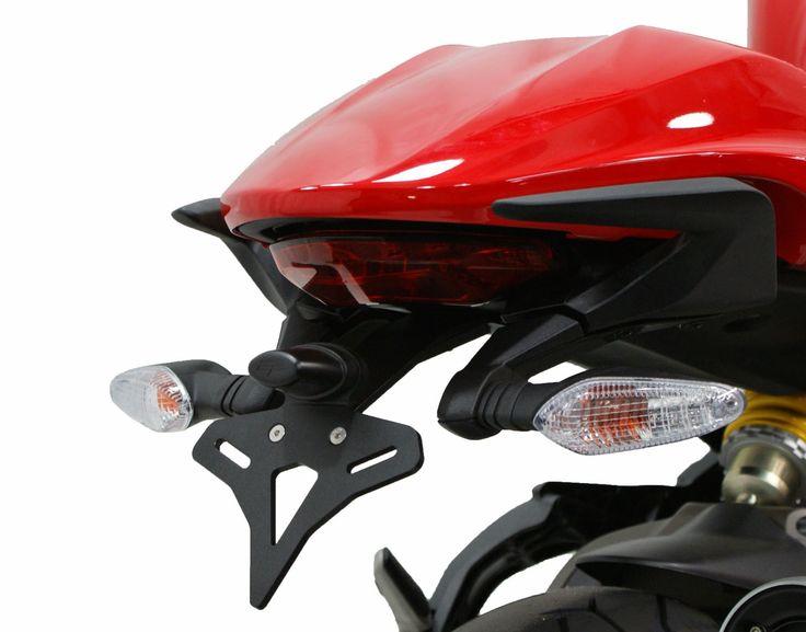 Duc Shop Tirol: Kurzes Heck von Evotech Performance für die Ducati Monster 1200 & 1200 S.