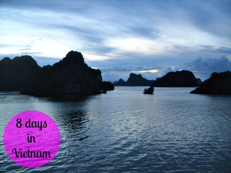 What to do with 8 days in Northern Vietnam - Hanoi, Halong Bay and Sapa Valley.