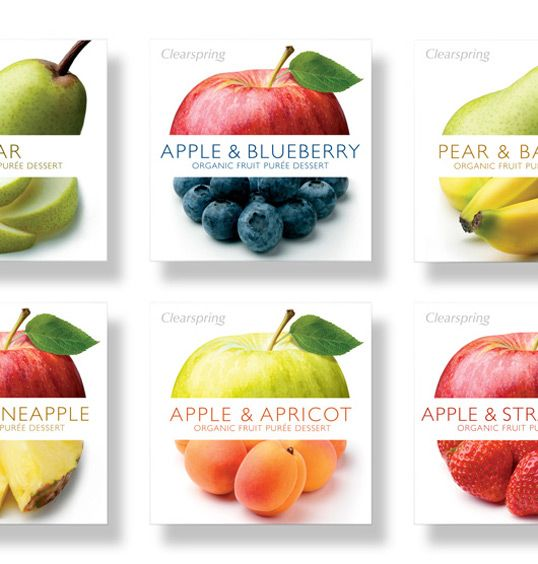 Interesting flavor combinations beautifully presented for dramatic eye appeal.