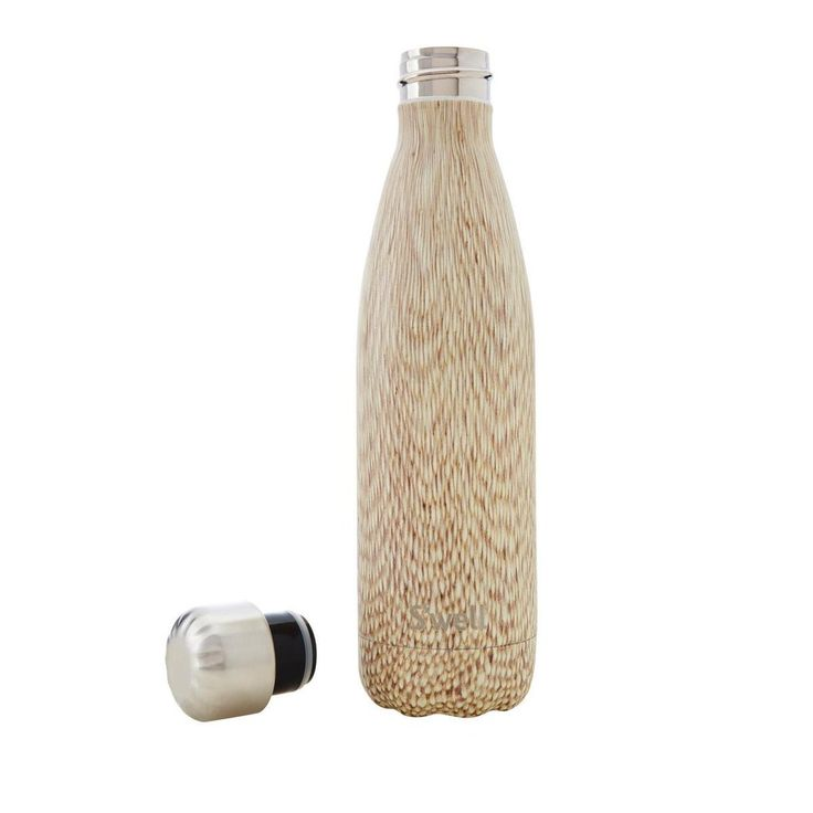 Swell Textile Stainless Steel Insulated Drink Bottle 500ml - Sail Cloth