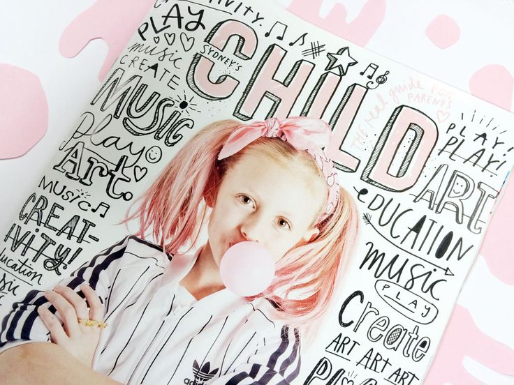 august issue of child mags