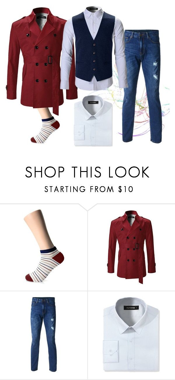 """""""#MENSWEAR"""" by flatseven ❤ liked on Polyvore featuring men's fashion and menswear"""