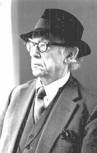 Isaiah Berlin -  a social and political theorist, philosopher and historian of ideas