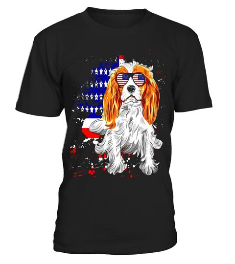 """# Funny Cavalier King Charles Spaniel Independence Day T-shirt .  Special Offer, not available in shops      Comes in a variety of styles and colours      Buy yours now before it is too late!      Secured payment via Visa / Mastercard / Amex / PayPal      How to place an order            Choose the model from the drop-down menu      Click on """"Buy it now""""      Choose the size and the quantity      Add your delivery address and bank details      And that's it!      Tags: King Charles Spaniel…"""