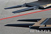 Race Ramps RR-TR-7-FLP 7″ Trailer Ramp with Cut-Out