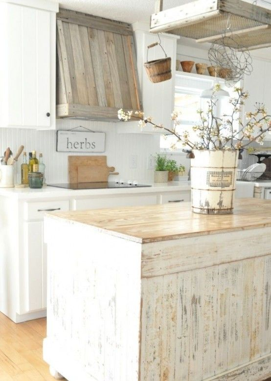 Best 25 Rustic Chic Kitchen Ideas On Pinterest