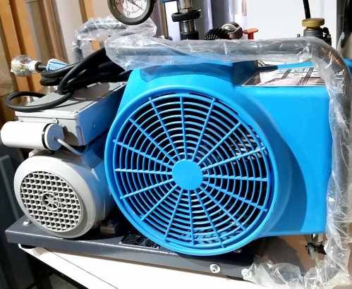 Pro Diving Services recently acquired a second hand Bauer Junior II compressor. Having only had one previous owner and never used, it was in excellent condition.      …